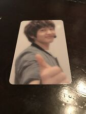 SHINee Lucifer Onew Official Photocard