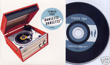 TENDER TRAP Dansette Dansette 2010 UK 10-trk promo CD