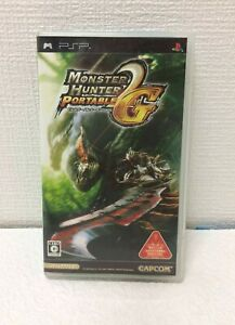 Sony PSP Monster Hunter Portable 2nd G capcom