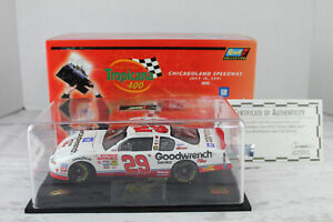 Kevin Harvick #29 Chicagoland Speedway 2001 Chevy Monte Carlo GM 1:24 Brand NEW