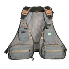 SF Utral Lightweight Fly Fishing Vest trout  Breathable Mesh Vest Backpack