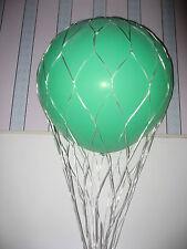 Balloon net for 16 inch balloon - single net
