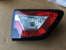 OEM 2014-2017 Chevrolet Traverse inner Left lift gate tail light lamp 20956907