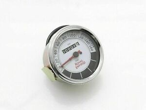 FIT FOR ROYAL ENFIELD WHITE SPEEDOMETER 0-160 KMPH