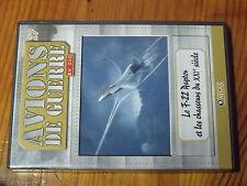 µ? DVD seul (pas de fascicule) Avions de Guerre n°27 F-22 Raptor