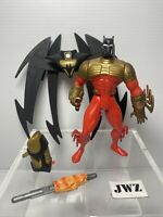 KNIGHTQUEST BATMAN 5'' FIGURE DC COMICS LEGENDS OF BATMAN SERIES KENNER 1994