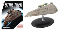 EAGLEMOSS STAR TREK Pakled ship #175 MONDOR PRE-ORDER