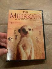 The Meerkats As told by Paul Newman (Dvd, 2009) New *Rare*