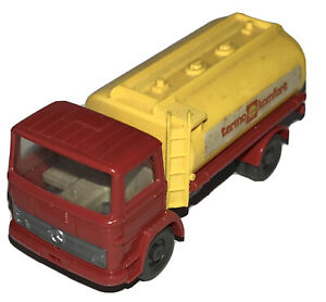 HO 1:87 Scale Mercedes-Benz Oil Delivery Truck • Wiking • Shell • Termo Komfort