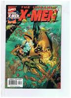 Marvel Comics The Uncanny X-men #386 VF- 2000