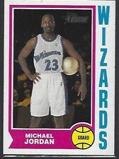 2001-02 Topps Heritage Michael Jordan #264