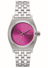 Reloj Nixon Medium Time Teller Pink Sunray A11301972