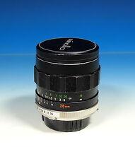 Minolta MC 2.5/28mm MC W.Rokkor - SI Objektiv lens für Minolta MC - (90894)