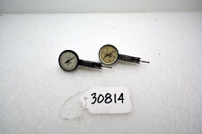 (2) Brown and Sharpe Dial Test Indicators (Inv.30814)