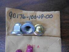 NOS Yamaha OEM Crown Nut 76-77 XS360 82-83 XS400 1994 YZF750 90176-10049-00 QT3