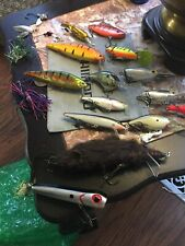 Vintage Lure Lot( Lucky Craft, Rapala, Thin Fin,wally Warrior) 💎