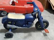 Vintage 1975-1977 Batman Batcycle Pedal Riding Toy