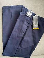 Boys Fench Toast Navy Uniform Pants Size 12. Adj Waist.Nwt