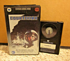 COUNTDOWN James Caan Beta 1968 Betamax tape Robert Altman space race NASA