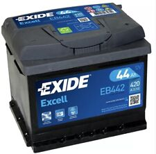 EB442 Excell Battery Fits Ford Focus 1.6 Petrol 2001