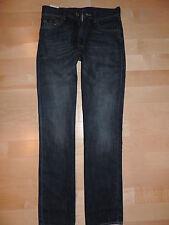 HUGO BOSS Black Label Denim Washed Blue Pants Jeans 30X34 30 34 VERMONT