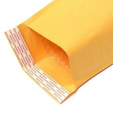 "100 NEW Self-Seal Kraft-Air Bubble Mailers - 9"" x 14.5"""