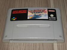 F-Zero Super Nintendo SNES