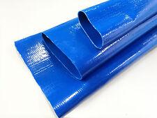 "6"" x 100' - Agricultural Grade PVC LayFlat Water Discharge & Backwash Hose"