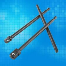 "1//4/"" Hex to 3//8/"" Square 30mm long Wiha 72115 Socket Bit Adapter"
