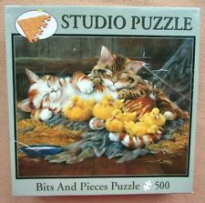 A 500 PIECE JIGSAW PUZZLE BY BITS AND PIECES - SIESTA