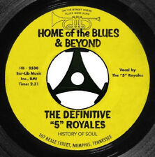 The 5 Royales : The Definitive '5' Royales - Home of the Blues & Beyond CD