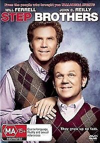 Step Brothers DVD New/Sealed Region 4