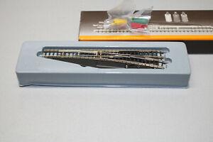 Märklin 8563 Railroad Track Right Electric Gauge Z Original Packaging