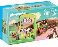 Playmobil 9480 Spirit Riding Free Horse Box Abigail & Boomerang MIB/New