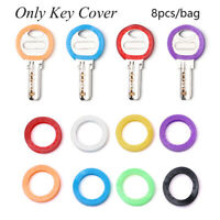 Organizer  Silicone Topper Key Holder  Key Cap Covers  Key Case  Keyring Rings