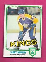 1981-82 OPC # 148 KINGS LARRY MURPHY  ROOKIE NRMT CARD (INV# D1113)