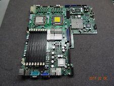 SuperMicro X7DMU Server Motherboard W/ Xeon E5472 SLBBH 3.0GHz CPU  #TQ1071