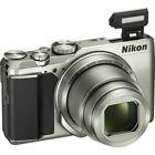 New Nikon COOLPIX A900 20mp 4K UHD x35 Zoom Digital Camera (Silver)