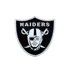 Oakland Raiders Enamel Pin Collectible Football Team Lapel