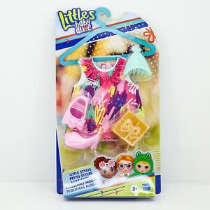 Baby Alive Littles Birthday Party Outfit Girl Clothes Dress Shoes Comb Hat Gift