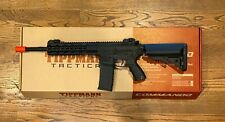 New listing Tippmann Tactical Commando AEG Carbine 14.5in long airsoft rifle(with battery)