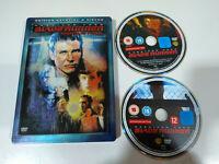 BLADE RUNNER MONTAJE FINAL 2 X DVD STEELBOOK HARRISON FORD