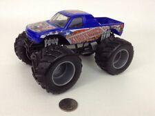 Hot Wheels Monster Jam 1:24 Die-cast Toy Monster Truck King Krunch Mattel 2004