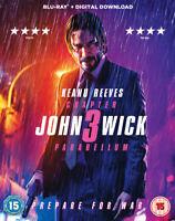 John Wick: Chapter 3 - Parabellum Blu-ray (2019) Keanu Reeves, Stahelski (DIR)