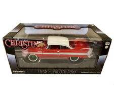 Greenlight Hollywood 1983 Christine 1958 Plymouth Fury 1/24 84071 Chase Car