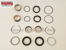 Big Dog Front Seal Kit for Inverted Front End 2002-04 Bulldog, Wolf, Vintage