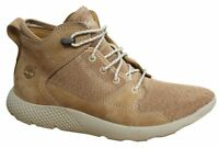 Timberland Earthkeepers Flyroam Aerocore Lace Up Brown Textile Trainers A1HRP T6