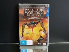 War of the Worlds 2 The Next Wave - DVD Video NEW/Sealed