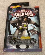 2015 Hot Wheels Ultimate Spider-Man What-4-2 Doctor Octopus