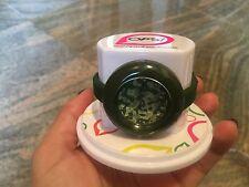 Women's Ops! Objects Hunter Green Camouflage Wrist Watch. BNIB!